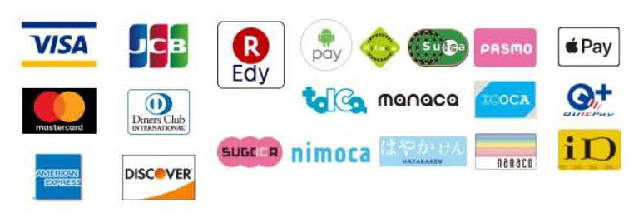 クレジットカード・WEBマネー